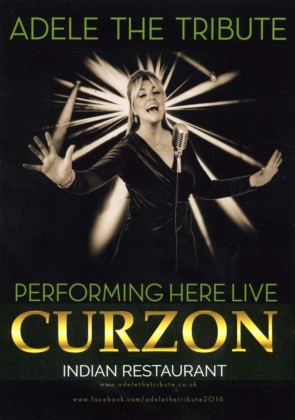 adele at the curzon